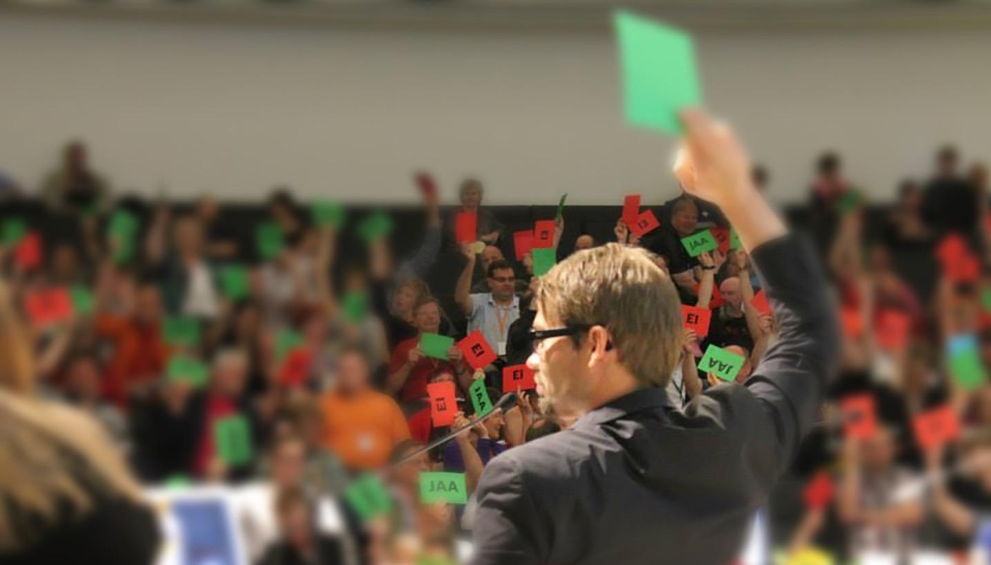 Vasemmistoliiton puoluekokous 2016